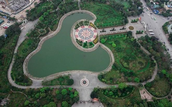 Hà Nội phải báo cáo Thủ tướng vụ xén đất công viên làm bãi đỗ xe ngầm