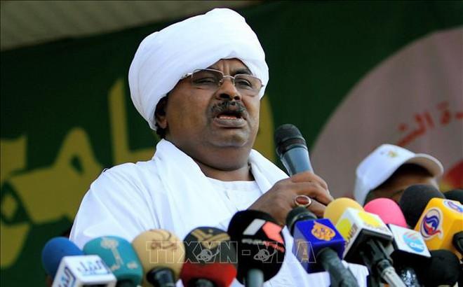 Giám đốc Cơ quan Tình báo và an ninh Sudan từ chức