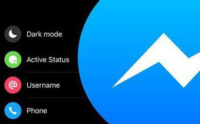 """Messenger đã có Dark Mode """"đàng hoàng"""" trong Settings, không cần kích hoạt qua emoji"""