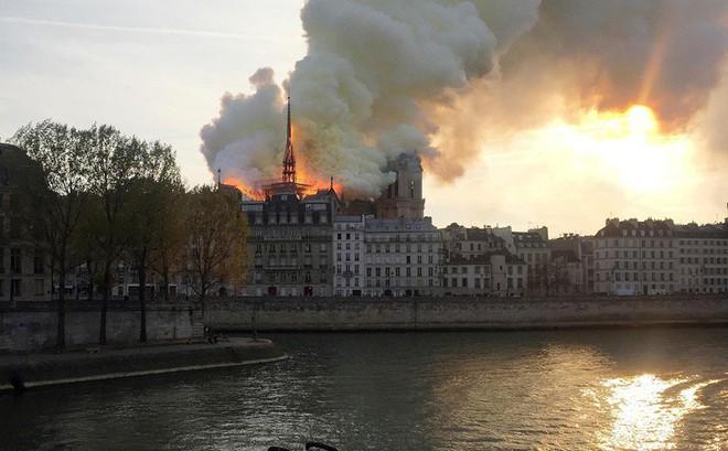 Với công nghệ này, Nhà thờ Đức Bà Paris vừa bị cháy có thể trở về nguyên trạng
