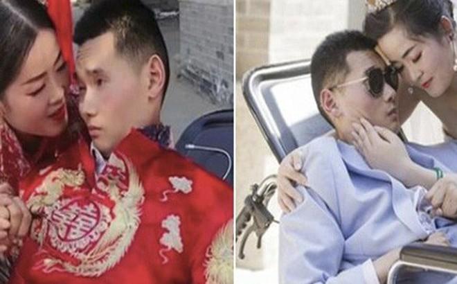 Chuyện tình yêu 12 năm của cặp đôi chồng sống thực vật nhưng vợ quyết không rời xa khiến triệu người rơi nước mắt