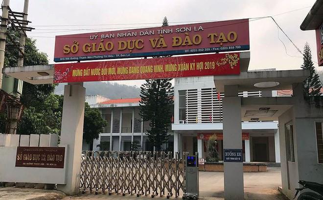 Giữa 'tâm bão' gian lận thi, Giám đốc Sở GD&ĐT Sơn La nghỉ phép 8 ngày