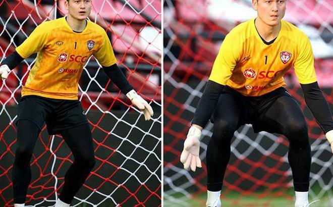 Đặng Văn Lâm sẵn sàng cho màn ra mắt HLV mới ở Muangthong United
