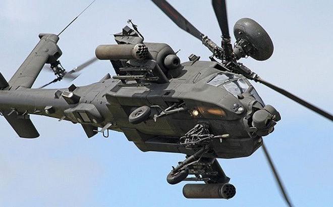 Sau Pháp, Anh đưa trực thăng tấn công Apache tới gần biên giới Nga