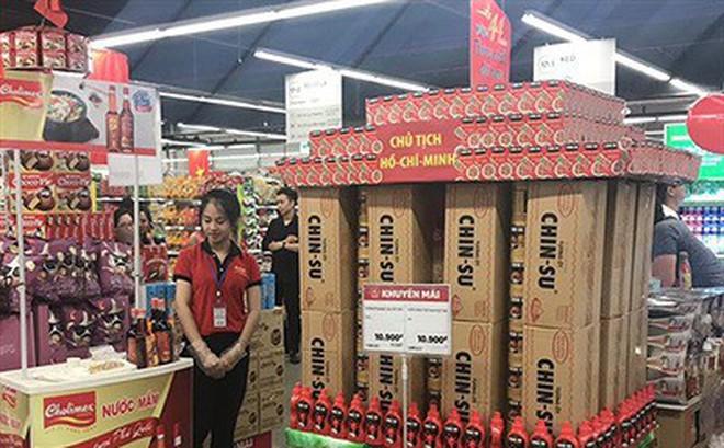 Bộ Văn hóa vào cuộc vụ Masan tạo hình Lăng Bác bằng tương ớt khuyến mại