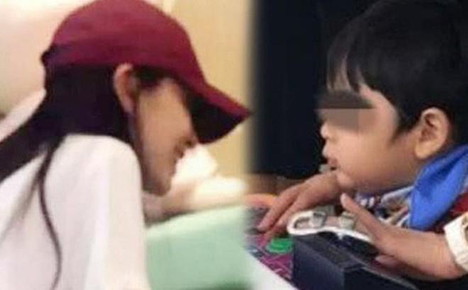 Giữa tin đồn ly hôn Huỳnh Hiểu Minh, nụ cười và niềm hạnh phúc bên con của Angela Baby gây xúc động
