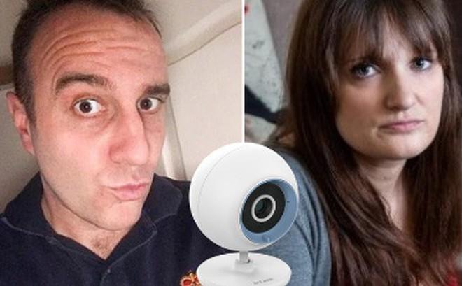 Quen bạn trai kĩ sư, người phụ nữ không ngờ anh ta 'hack' camera giám sát chó mèo để quay lén mình
