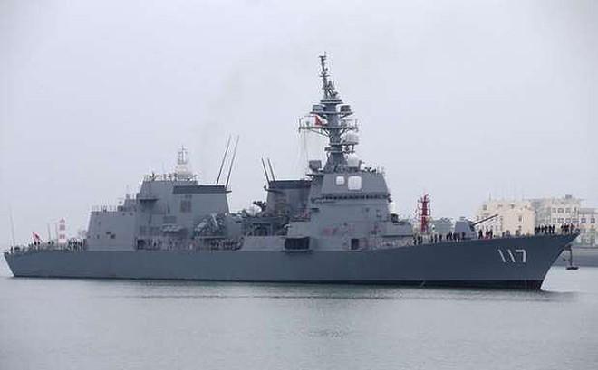 Điểm mặt chiến hạm uy lực các nước tới Trung Quốc dự duyệt binh