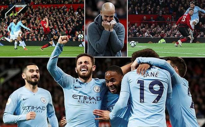 Hạ gục M.U, Man City lập kỷ lục chưa từng có tại Premier League