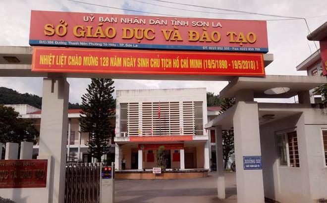 Chánh Thanh tra Sở GD&ĐT Sơn La không được tham gia công tác thi THPT 2019