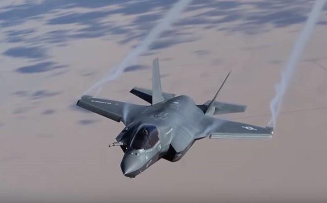 Nghi vấn F-35A Nhật bị tai nạn do khả năng hệ thống đảm bảo không khí bị hack