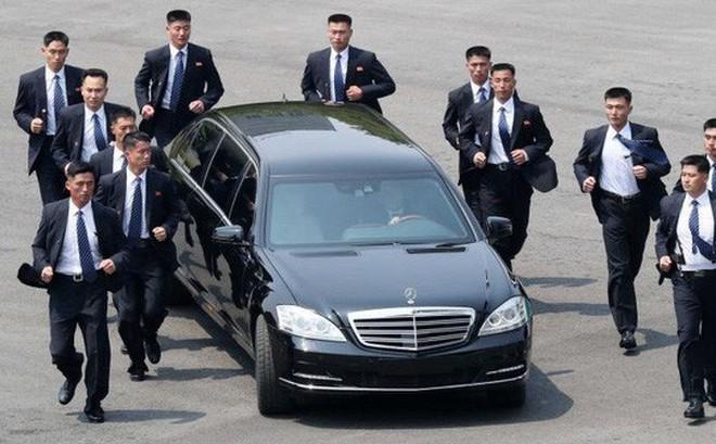 """Hãng xe Đức """"không hiểu làm thế nào"""" ông Kim Jong Un có hai xe Mercedes"""