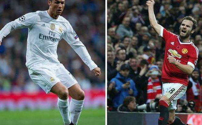 Cristiano Ronaldo muốn Juventus đánh bại Barcelona trong cuộc đua giành sao Manchester United