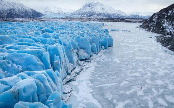 Phát hiện lượng hạt nhân khổng lồ tích trữ trong các dòng sông băng của Trái đất
