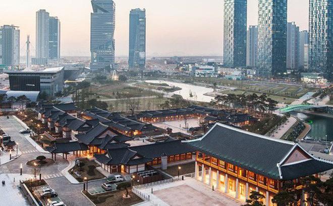 Ở Hàn Quốc, người ta đang xây dựng một thành phố hiện đại, loại bỏ hoàn toàn nhu cầu sử dụng ô tô