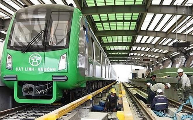 """Đường sắt Cát Linh-Hà Đông tiếp tục """"thất hứa"""" người dân Thủ đô?"""