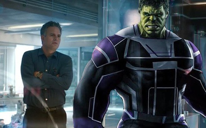 Không chỉ khỏe, nhân dạng Doc Green của Hulk trong Avengers: Endgame còn sở hữu trí thông minh tuyệt đỉnh
