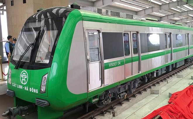 Vì sao metro Cát Linh - Hà Đông lỡ hẹn vào dịp 30/4?