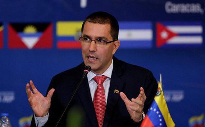 Ngoại trưởng Venezuela đến Nga ngay trước cuộc gặp Nga - Mỹ