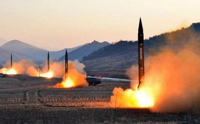 Hàn Quốc nói vụ phóng vũ khí của Triều Tiên vi phạm thỏa thuận quân sự liên Triều