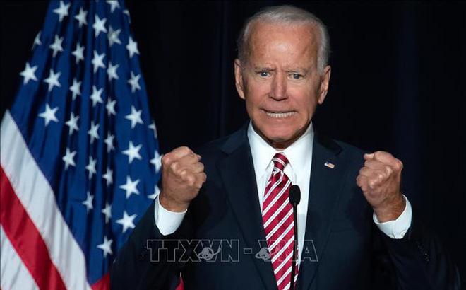 Tranh cử vào Nhà Trắng: Cựu Phó Tổng thống Mỹ Joe Biden chiếm ưu thế áp đảo