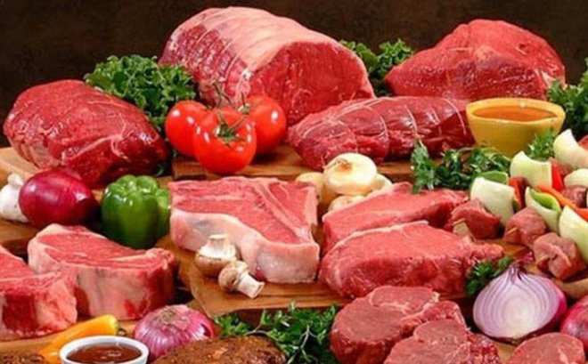 """Kết quả hình ảnh cho protein từ các loại thịt đỏ"""""""
