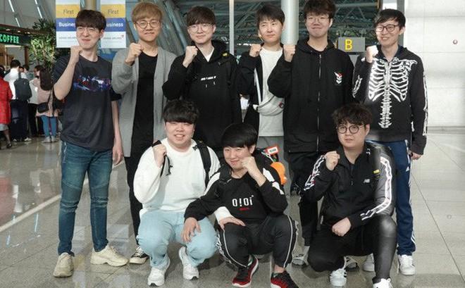 LMHT: Team SKT T1 đã tới sân bay, thẳng tiến Việt Nam khởi đầu hành trình chinh phục MSI 2019