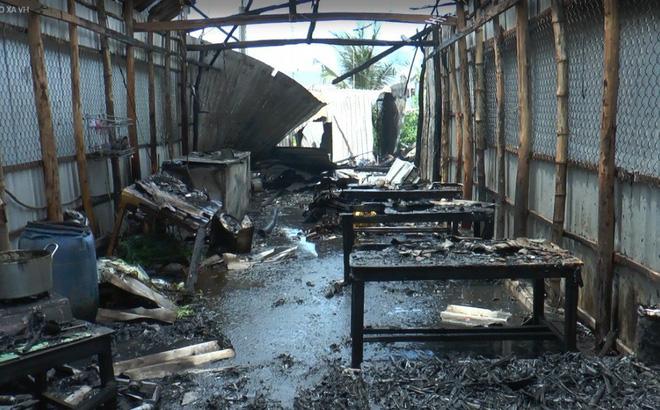 5 căn nhà ở Bạc Liêu bốc cháy sau tiếng nổ lớn