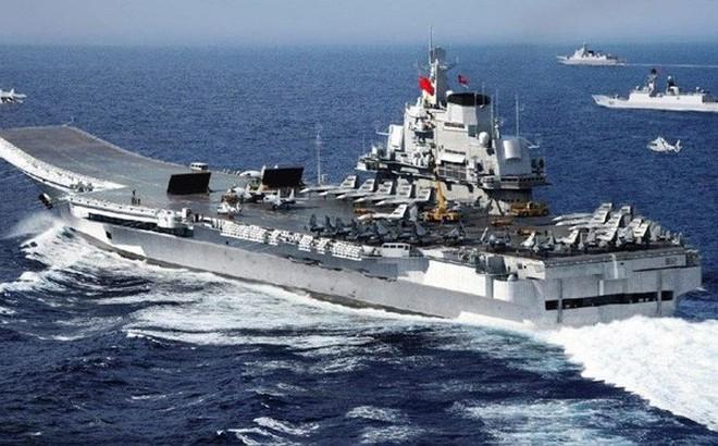 """Quân đội Trung Quốc """"báo động cao"""", đòi chiến hạm Mỹ rời khỏi Biển Đông"""