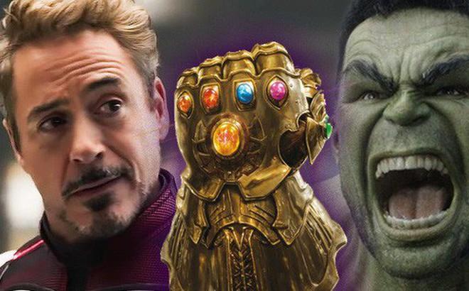 Avengers: Endgame - 8 siêu anh hùng đã từng trở thành chủ nhân của Găng tay vô cực