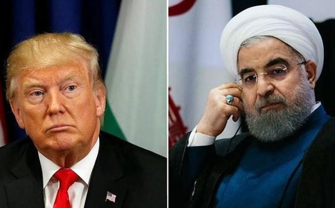 """Mỹ giáng loạt lệnh trừng phạt mới, """"đóng cửa"""" hoàn toàn nền kinh tế Iran"""