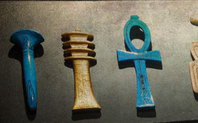 Amulet: Những mảnh bùa đem lại may mắn của người Ai Cập cổ
