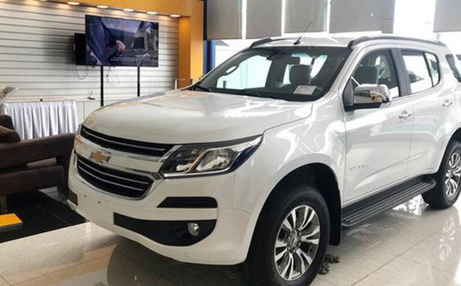 VinFast giảm giá xe Chevrolet cả trăm triệu đồng, Trailblazer dưới 800 triệu rẻ nhất phân khúc, đuổi theo Toyota Fortuner