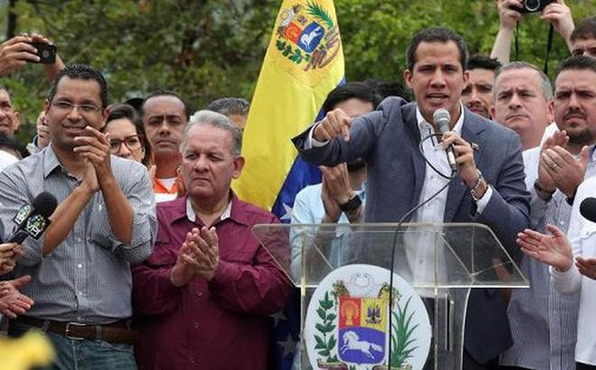 Lãnh đạo đối lập Venezuela muốn hợp tác với Mỹ để giải quyết khủng hoảng chính trị