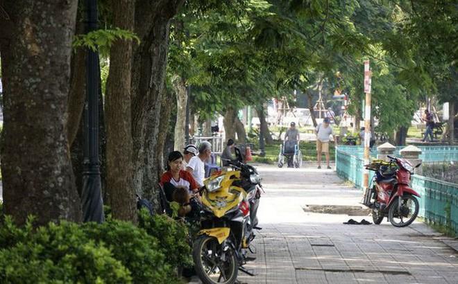 Nắng nóng quay lại Bắc Bộ, Nam Bộ mưa dông diện rộng