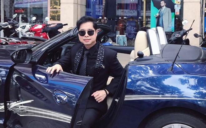 Đòi tặng đồng hồ 7 tỷ cho Thái Châu, 'đại gia' Ngọc Sơn giàu cỡ nào?