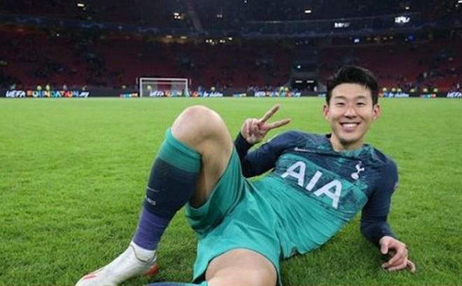 Son Heung Min tuyên bố gây sốc trước trận chung kết Champions League