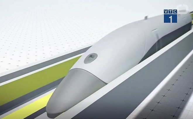 Nhật Bản chạy thử tàu cao tốc nhanh nhất thế giới