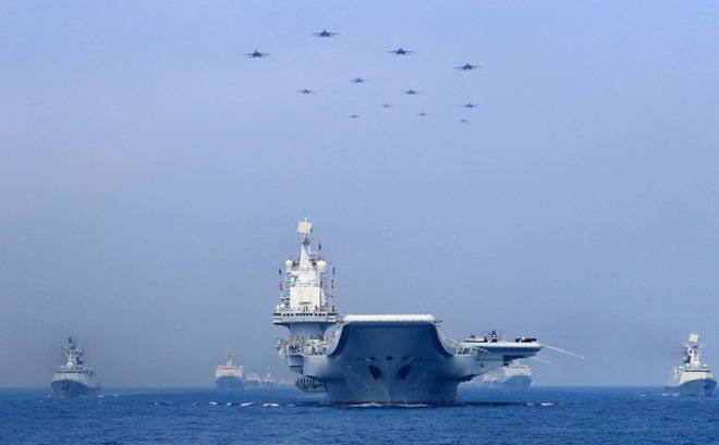 """Mỹ cảnh báo về sức mạnh của hải quân Trung Quốc trong kế hoạch """"thu hồi Đài Loan"""""""