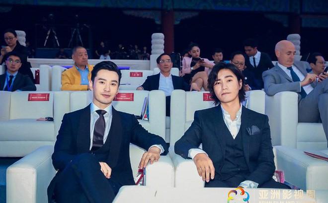 Cuộc hội ngộ đắt giá nhất xứ Trung: Trần Khôn - Huỳnh Hiểu Minh đẹp trai ngời ngời, tụ hội cùng nhau sau nhiều năm sóng gió vì Triệu Vy
