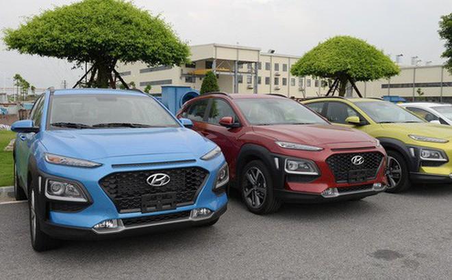 Đang bán chạy, Hyundai Kona bất ngờ tăng giá niêm yết cả 3 phiên bản tại Việt Nam