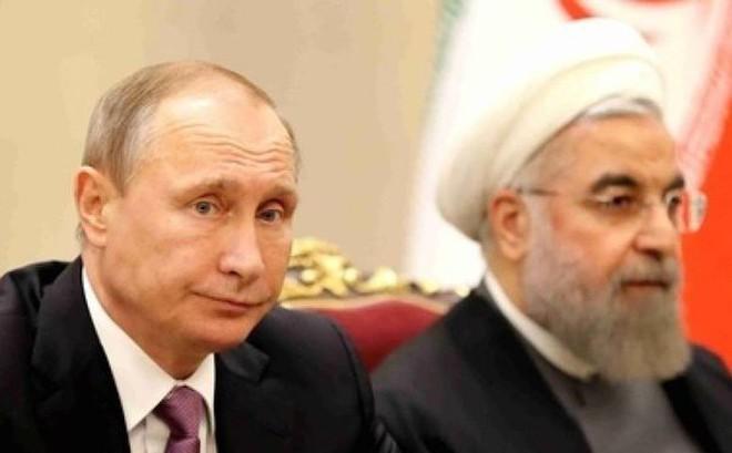 """Syria: Những rạn nứt xuất hiện trong quan hệ Nga-Iran và lý giải về """"mối tình"""" ngắn hạn"""