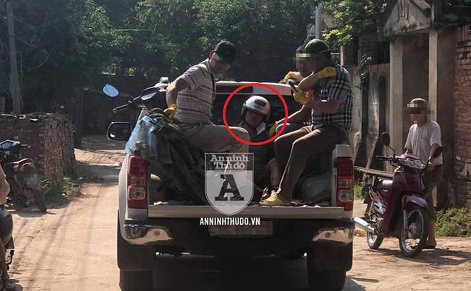Kẻ giết người tàn bạo ở huyện Mê Linh bị Cảnh sát Hình sự Đặc nhiệm Hà Nội bắt thế nào?
