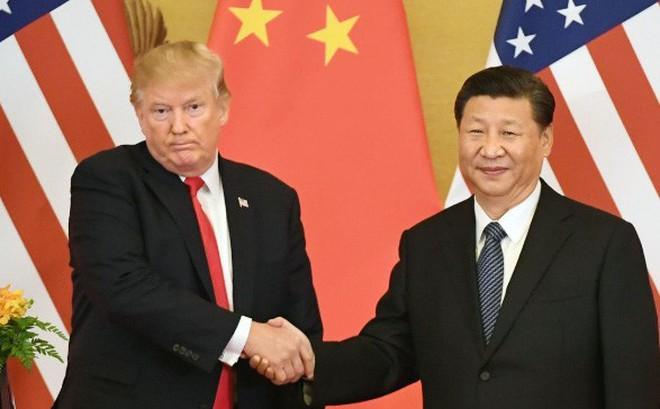 Ông Trump đối xử với Trung Quốc như cách của ông Reagan với Liên Xô trước đây