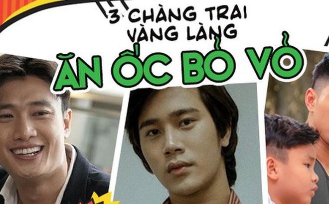 """3 chàng trai vàng trong làng """"ăn ốc né vỏ"""" trên phim Việt: Số 1 đang khiến dân tình phẫn nộ"""