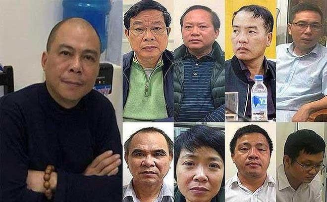 8 đại án sắp xử và những thiệt hại khủng