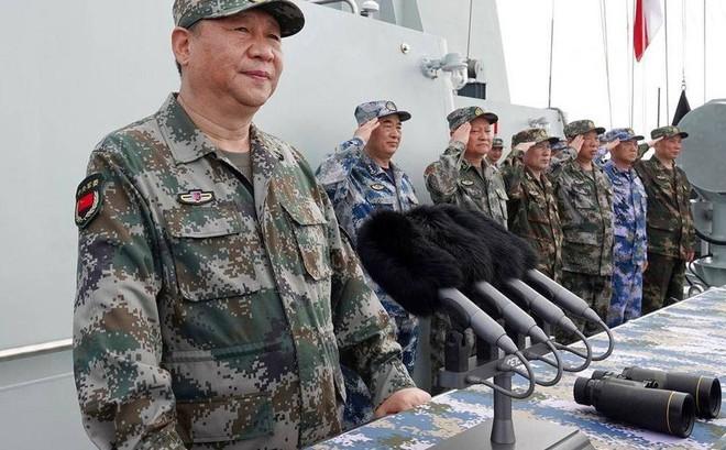 Trung Quốc vượt Mỹ, thành nước có hạm đội hải quân lớn nhất trên thế giới