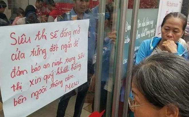 Đại diện Auchan Việt Nam: 'Chúng tôi quá xấu hổ'