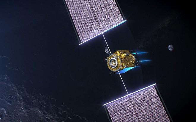 Hợp tác với tập đoàn viễn thông Maxar, NASA chuẩn bị xây trạm không gian trên mặt trăng