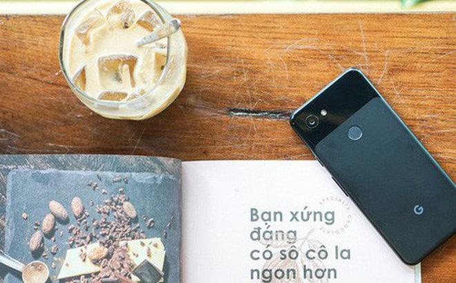 """Trên tay Google Pixel 3a tại Việt Nam: Không đẹp, 1 camera nhưng hoàn toàn có thể khiến nhiều ông lớn nghìn đô """"tâm phục, khẩu phục"""""""